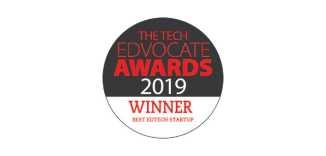 Aperture Education Named Winner in 2019 Tech Edvocate Awards