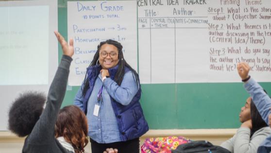 Aperture Partner Case Study: SEL in the Memphis Teacher Residency Program